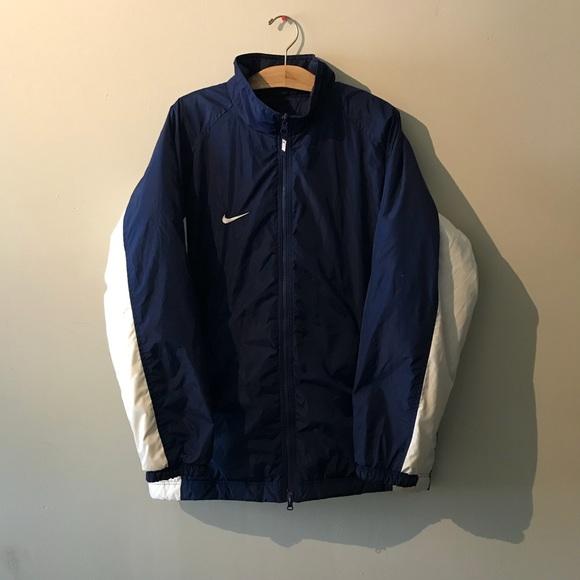 8f4b3247b Nike Jackets & Coats | Super Cozy Vintage Jacket | Poshmark